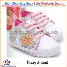 fashion leather toddler shoes baby trainers