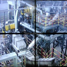 supply waste car lead acid battery crushing and seperating recycling machine