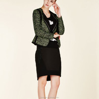 Fashion new woman lady girl blazer winter jacket