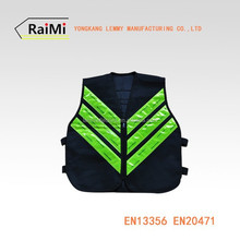 reflective cycling safety vest