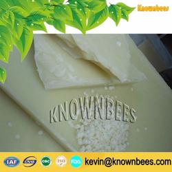 Cosmetic grade white honey bee wax hot sale in German