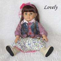 American girl doll wigs doll lifelike vinyl doll factory american girl wholesale