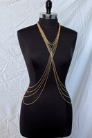 Fashion Chains Layered Body Chain Cheap, Body Jewelry For Women