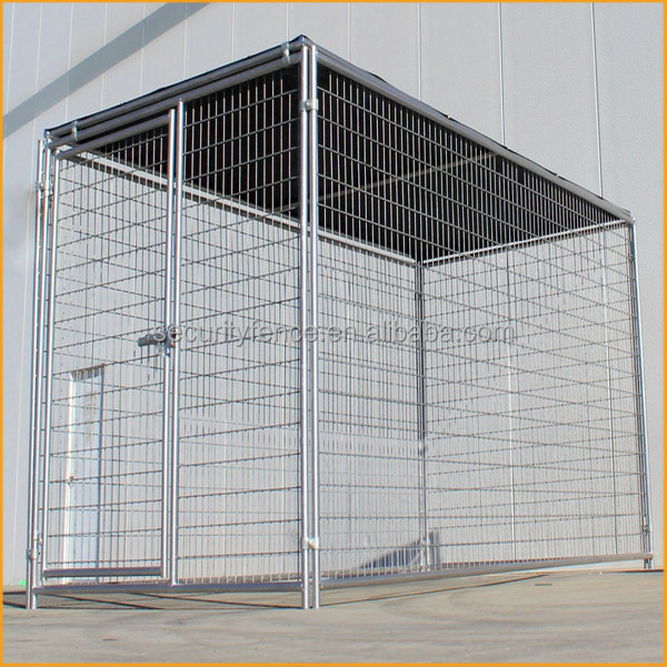 Canada hot sale welded wire mesh fencing dog kennel