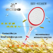 BBY-8336 ELECTRIC POWERFUL MOSQUITO REPELLENT BAT WITH LED TORCH