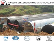 corrugated road culvert pipe, corrugated steel pipe, bridge arch liner pipe plate