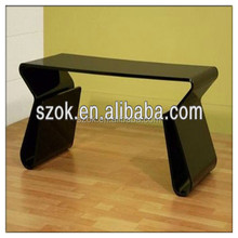 Most popular china handmade acrylic table legs