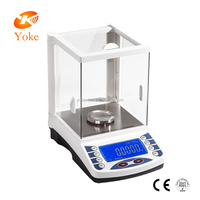 Precision 0.0001g digital lab weighing scale