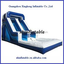 2014 large inflatable pool slide,big water slide,giant inflatable water slide for adult
