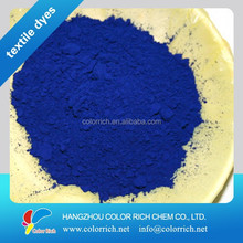 textile dyes and chemicals Reactive Brill Blue R 19 100% organic fabric dyes reactive dyes for cotton
