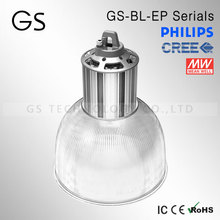 ce cb approved silver color 200w led high bay lighting industrial factory