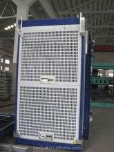 Passenger Hoist,Single cage,Blue color
