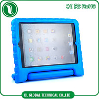 EVA waterproof protective case for laptop, Foam case for ipad mini 2/3 with handle for Kids/Children