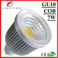 factory price 5w gu10 led long neck lamp