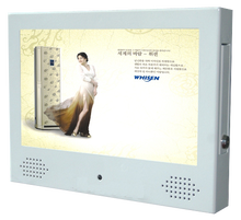"10.1"" Wall Hanging Wall Mount digital signage media player"