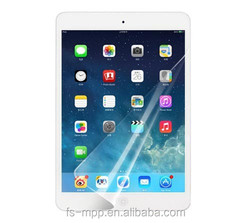 2015 hot sale 0.33 high clear screen protector for ipad mini