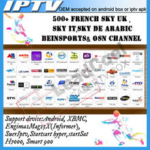 1 Year European Iptv Code Enjoy 600+channels By Qhdtv Support Android,Xbmc Engima2 Stability Inclued Bein Sport With Test Free