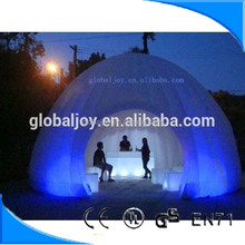 Customize led lighting inflatable tent for wedding/exhibition/party/event