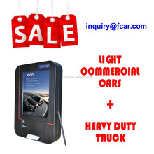 F3 G scan tools auto scanners for heavy duty and trucks, Mercedes Volvo, Toyota, and Hyundai etc