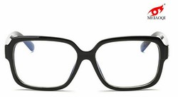 2015 classical anti blue light glass plastic injection optical frame