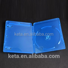 11mm Personalized Single DVD Disc Blu Ray Case