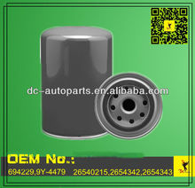 OEM Quality 694229,9Y-4479,26540215,2654342 Engine Oil Filter For onstruction & Farm Equipment