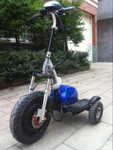 electric scooter 1000 watt with seat with front Shock absorber and rear Shock absorber, ES-064