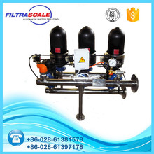Cheap hepa fLatest technology Metal processing equipment Best selling Full automatic disc filter for drinking water purification