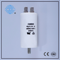 Recommended Epcos Motor Run Capacitor CBB60