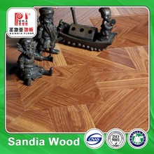 The Modern House Design Fireproof Laminate Flooring InJining/Synthetic Wooden Decking