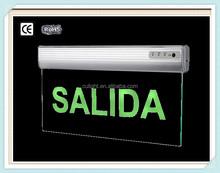 LED Exit Sign,Emergency light,LED exit board