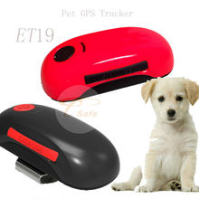 Long Battery add Free Collar ET19 Pets Dogs small gps tracking chips for sale