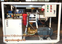 Color as your needs small diesel grout pump