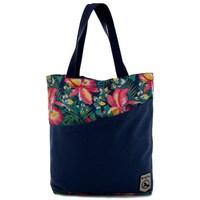 Neoviva Fancy Canvas Shopping hand bag