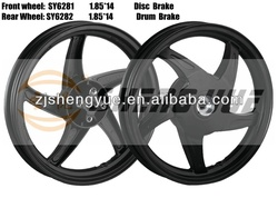 aftermarket 14 inch bicycle wheel