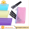 wenzhou cangnan wholesale waterproof high school eva pencil case for teenagers
