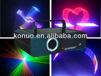 rgb full color 800mW RGB 3D Animation Laser Light in lights & lighting
