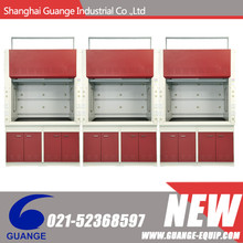 Laboratory fume cupboard with adjustable shelves for base cabinet SHGG-T57126 (WDH- 297)