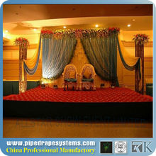 Used wedding decoration material for sale