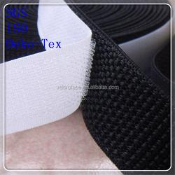 Wholesale high quality nylon elastic velcro hook loop tape