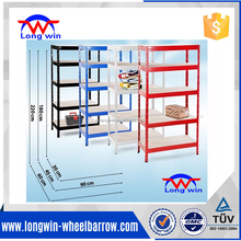 home storage 450mm chrome shelving unit