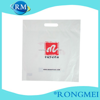 eco friendly bags and purses EVA Die-cutting thin Plastic bags
