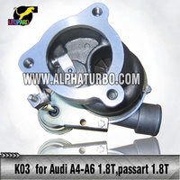 Audi K03 Turbo Kits