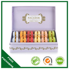 Popular hot selling craft cheap for macaroon box