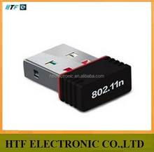 high quality OEM 150M rj45 wireless network NANO adapter(Seamlessly compatible with 802.11b/g/n devices)