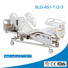 Remote Control Hospital Electric Motor Bed