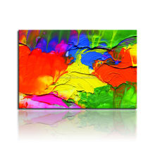 Colorful Abstract Oil Painting/Dropshipping Canvas Print Paypal/Wall Hanging Art Painting