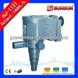 Multi- función aqua cabezal de potencia de energía de la bomba del filtro 18w 1400l/h hj-1121