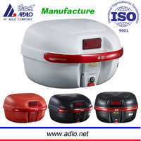 motorcycle accessories Detachable ADLO Motorcycle luggage Top Cases tail box