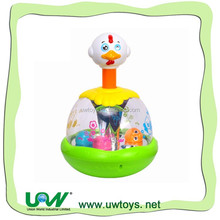 Hot china products wholesale jumping wind up chicken toy